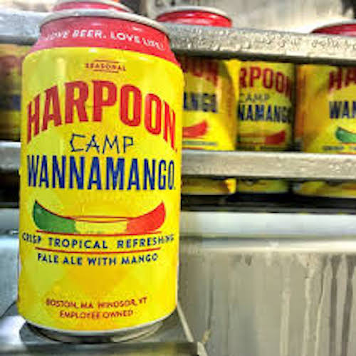 harpoon wanna mango